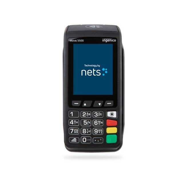 Vektorikassa Nets Move3500
